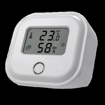 Temperatur & fuktighetsmåler